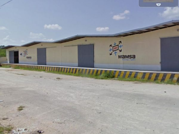 Warehouse for rent located at xmatkuil area. Yucatan Properties