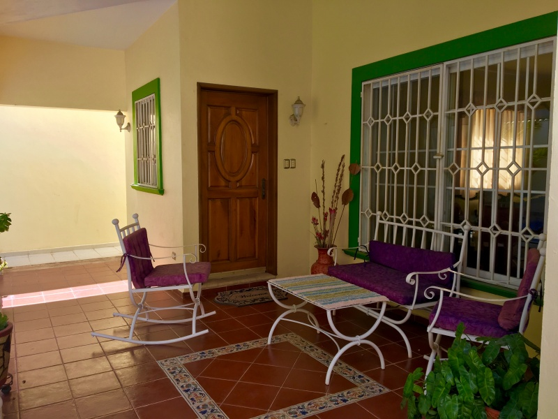 House one floor at Mexico Norte. Terrace