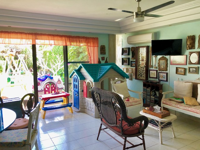House for sale at Benito Juarez Norte. Game room