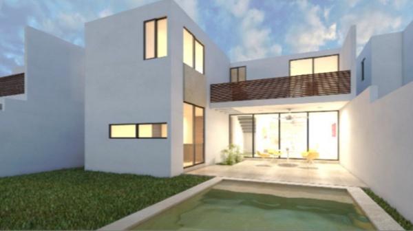 Casas minimalistas en m rida en colonia montebello - Foto casa merida ...