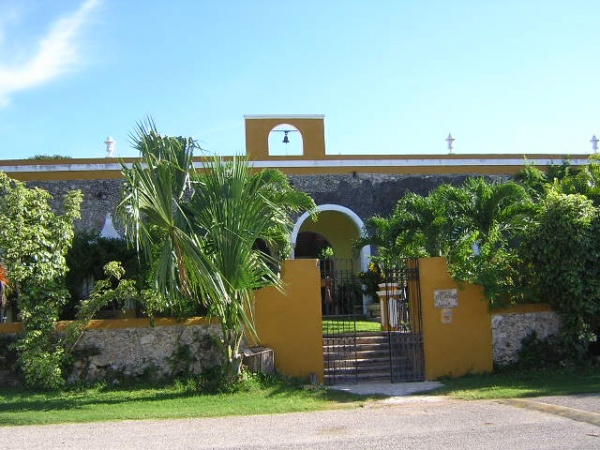 Hacienda Santo Domingo at Yucatan