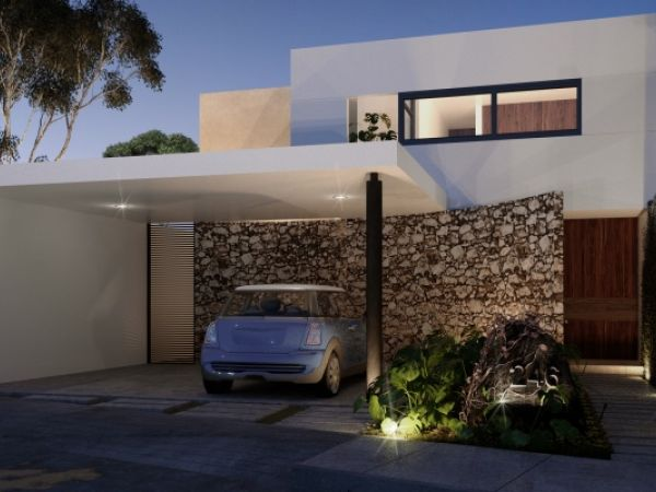 Beautiful residence located at north of Merida