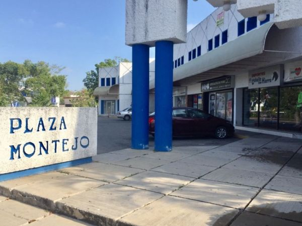 Commercial propierties for rent on Prolongacion Montejo