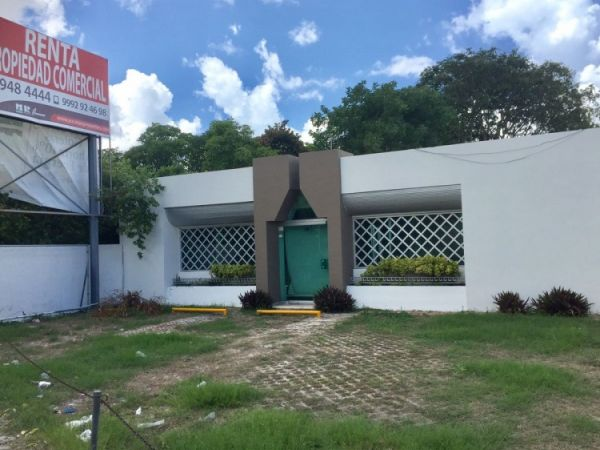 Magnificent commercial property for rent at Circuito Colonias