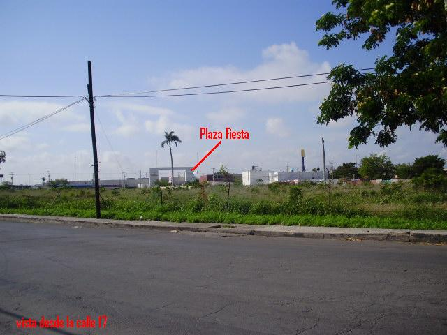Magnificent Commercial land for sale in front of Sams Club Oriente and Plaza Fiesta.