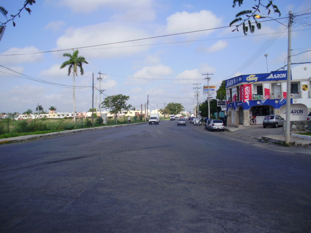 Magnificent Commercial land for sale in front of Sams Club Oriente. Street