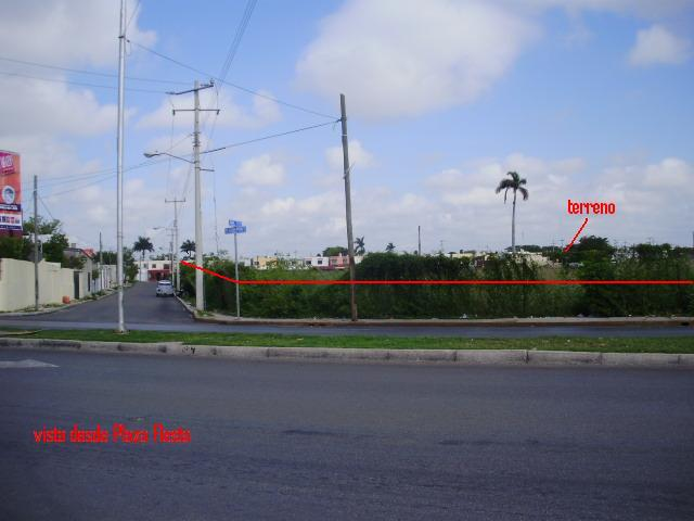 Magnificent Commercial land for sale in front of Sams Club Oriente. Lot