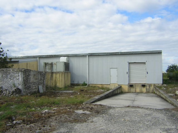 Warehouse ideal for assembly plant at Dzemul