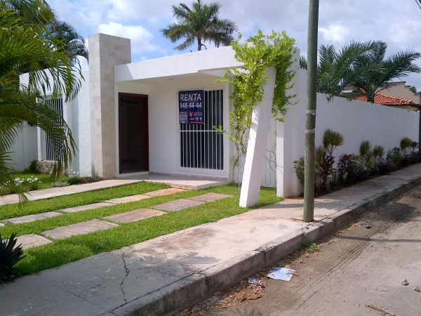 Rent house one floor at Camara de Comercio Norte