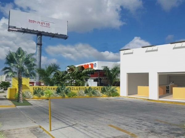 Rent commercial property at Ciudad Caucel