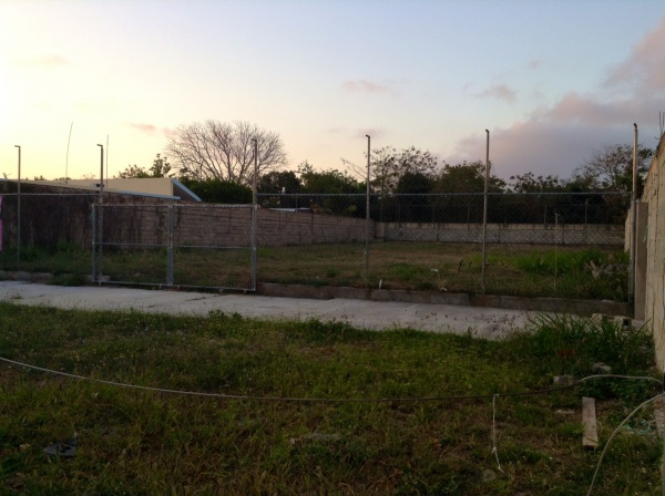 Lot for rent on avenue 7 Xcumpich. Yucatan Properties