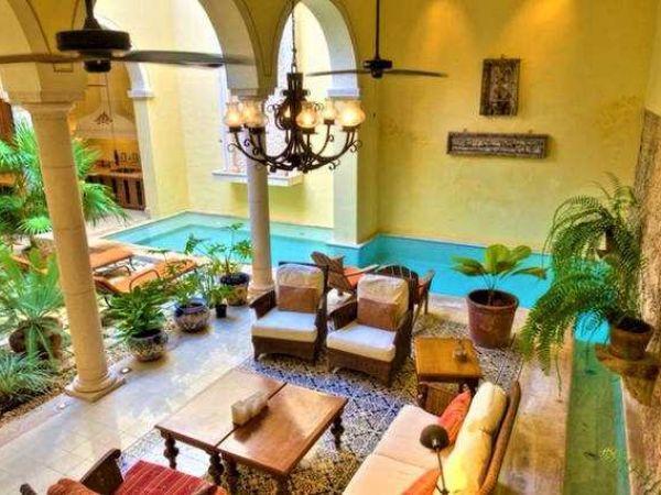Visita siete hermosas residencias en el tour de casas de m rida - Foto casa merida ...