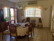 House one floor at Mexico Norte. Dining room