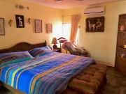 One floor house for sale at Loma Bonita Xcumpich. Bedroom