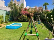 House for sale at Benito Juarez Norte. Garden
