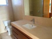 House for sale in exclusive gated community at Temozon Norte. Bathroom