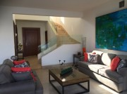 House for sale in exclusive gated community at Temozon Norte. Living room