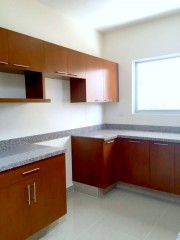 Kitchen. Residence for pre-sale at privada residencial Xcanatun (one floor).