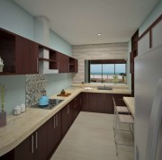 Luxury apartments for pre-sale at Chicxulub. 12