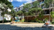 Beautiful furnished apartments at Tulum (Tuk Tulum Art Walk). Exterior