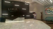 Commercial properties at Torre Luxus Altabrisa. Reception