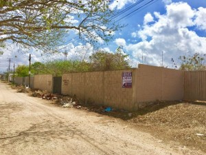 Magnificent commercial land for rent at Periferico north