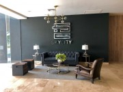 Corporate office for rent at Sky City Tower. Lobby