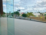 Corporate office for rent at Sky City Tower. Office´s view
