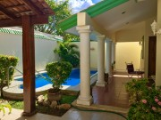 Pool. House one floor at Mexico Norte.