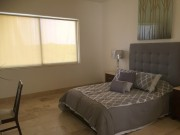 Bedroom. House for sale in exclusive gated community at Temozon Norte.