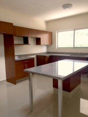 Residence for pre-sale at privada residencial Xcanatun (one floor). Kitchen