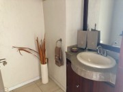 Residence in a gated community Club de Golf La Ceiba. Visitors bathroom