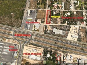 Land for rent at Santa Gertrudis Copo