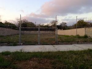 Lot for rent on avenue 7 Xcumpich