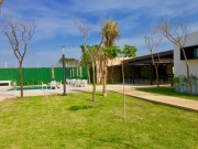 Residential land north of Merida at Parque Natura Residencal. Kids pool
