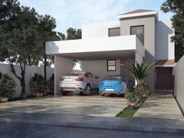 House for sale two plants at Parque Central Residential Cholul